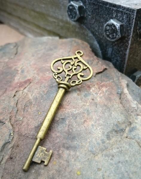 Schlüssel bronze