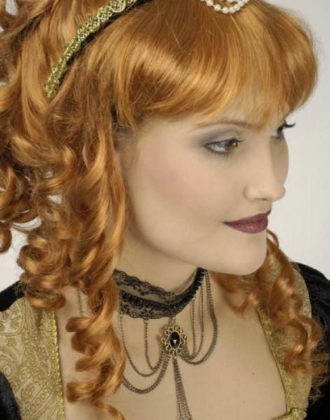 Halskette im viktorianischen Stil