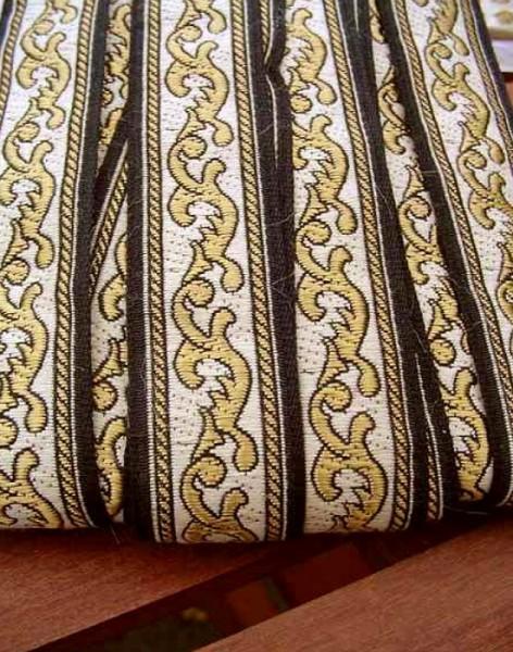 Edel Renaissance Jaquard Borte gold