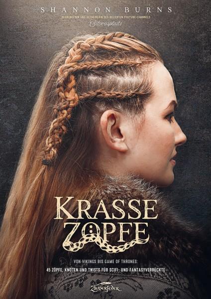 Buch Krasse Zöpfe Hardcover