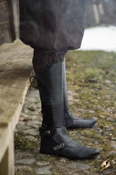 Beinschienen antiklook