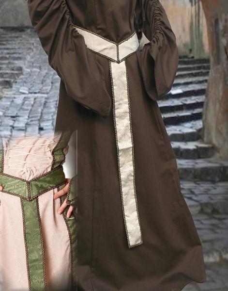 Gürtel Mittelalter für Jacquardkleider