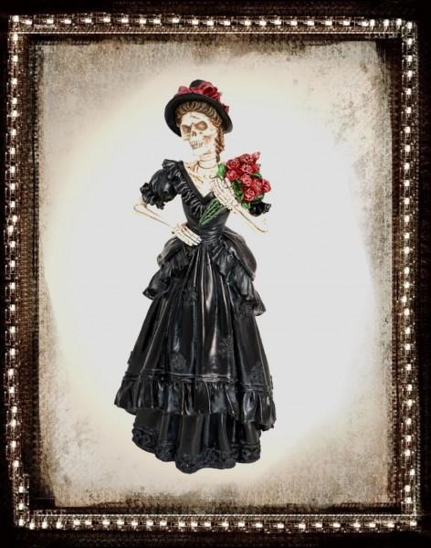 Figur Skelettdame Madame Skully