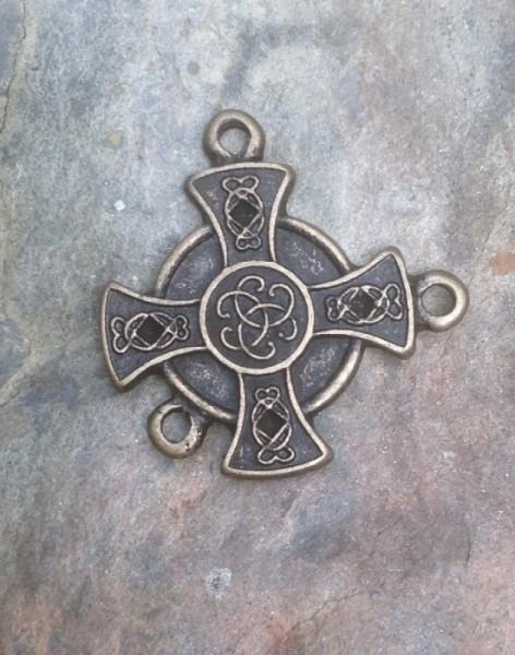 keltische Verzierung Metall