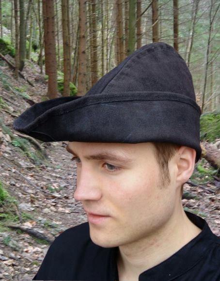 Lederhut Robin Hood
