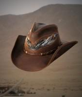 Cowboyhut Leder Australia