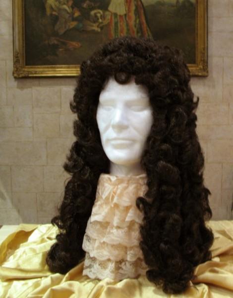 Perücke Louis XIV