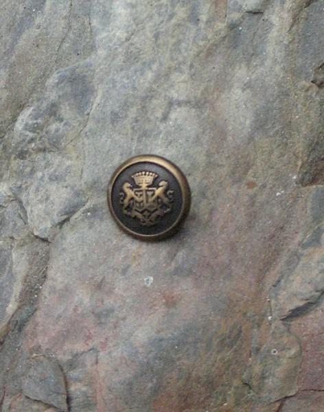 Löwen Knopf 20mm