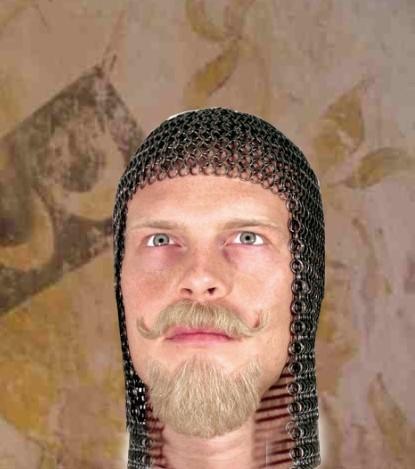 Echthaarbart Ritter