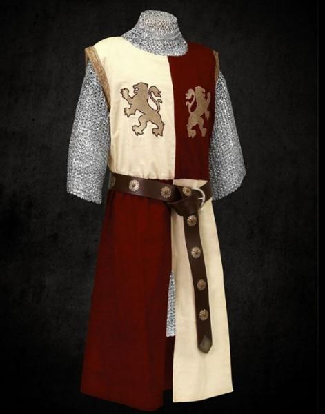 Wappenrock Ritter Löwe