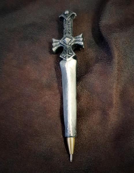 Kugelschreiber Mittelalter