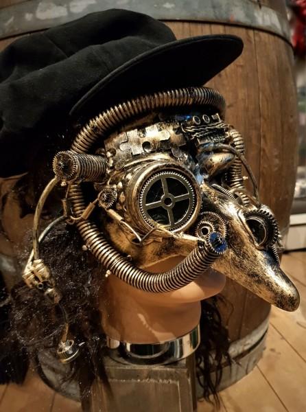 Maske Industrial Pestdoktor