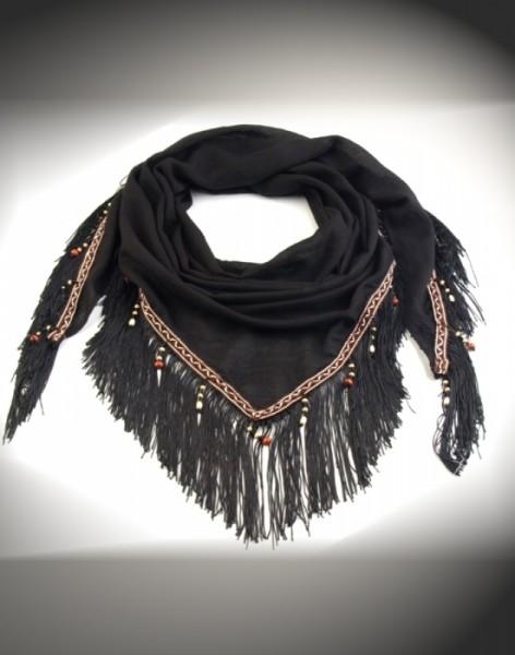 Western Schal Indianerin