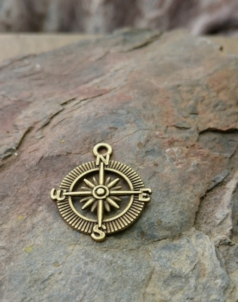 Kompass Anhaenger