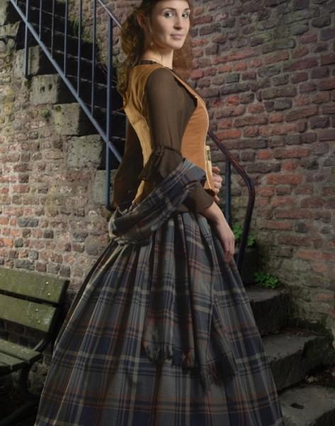 Schottenrock Highlander Damen