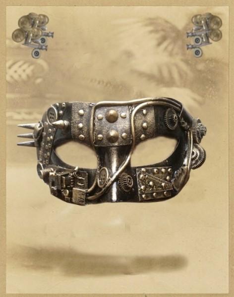 Steampunk Maske II.