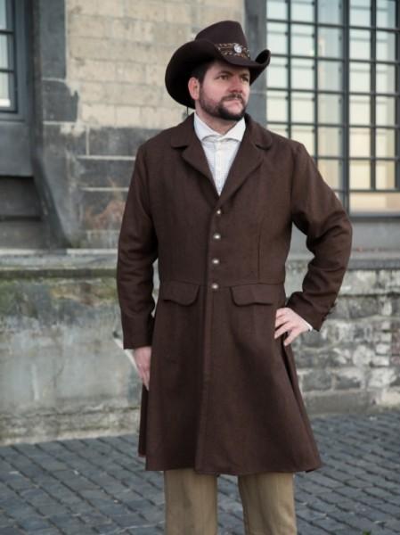 Cowboy Mantel Dalton Wolle