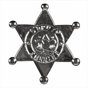 Sheriff Stern einfach