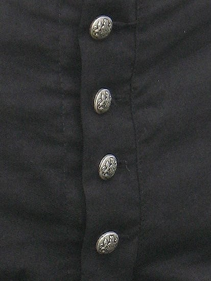 Löwe Wappen Knopf antik 15mm