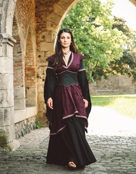 Mittelalterkleid-Thrones-Oryssa