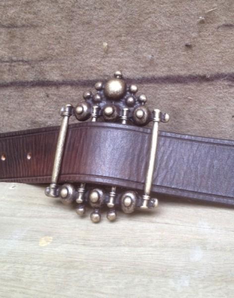 Deko Schnalle für Schals und Gürtel