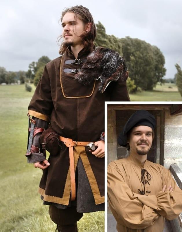 Mittelalter Kleidung Baby