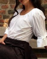 Bluse einfach Mittelalterlich