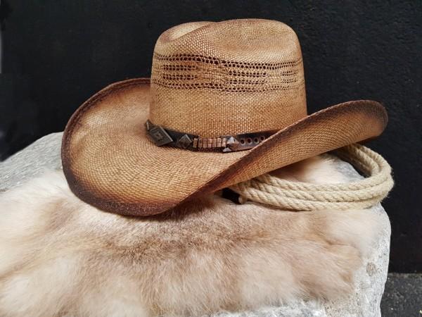Cowboyhut Strohhut Vintage